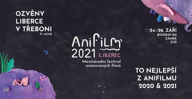 Ozvěny Liberce v Třeboni: To nejlepší z Anifilmu 2020 & 2021