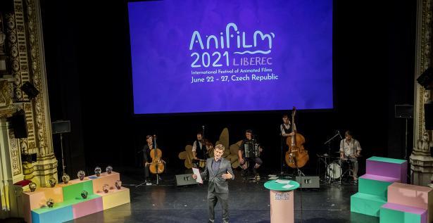 ANIFILM 2021 předal ceny vítězům