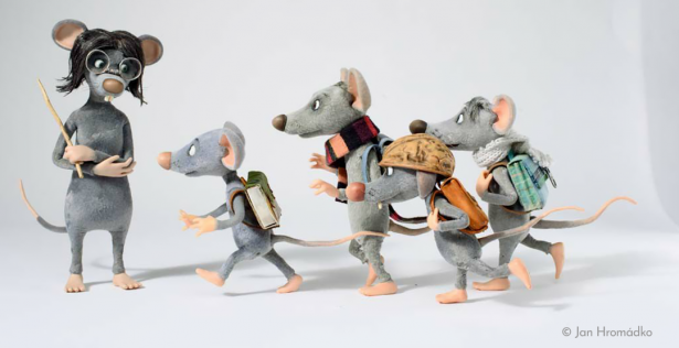 Even Mice Belong to an Exhibition