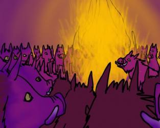 Fred Cracklin: Boar Drill