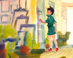 Jury Programme – From Watercolor to Interactivity: A Transmedia Journey with Dordogne