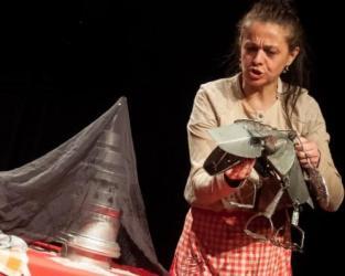 Divadlo Kordula: Plechové pohádky