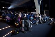 Diváci v kině Světozor