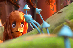 New Czech Film Puppets at Anifilm