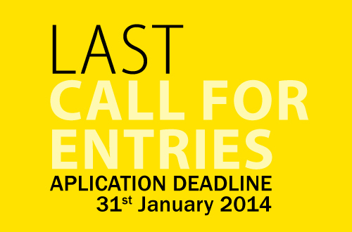 Last call for entries