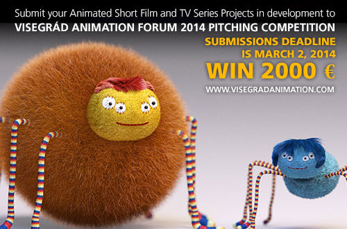 Call For a Project - Visegrád Animation Forum 2014