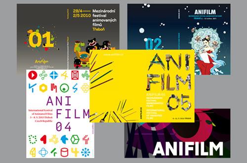 Přihlaste se! Vizuál Anifilmu 2015