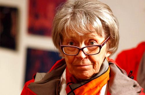 Legenda českého animovaného filmu Vlasta Pospíšilová slaví významné životní jubileum. Na Anifilmu převezme Cenu za celoživotní dílo.