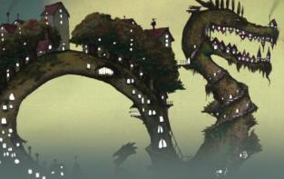 Romanian Animated Short Film Selection