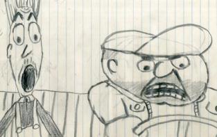 Jiří Šalamoun – Maxidog in Animation