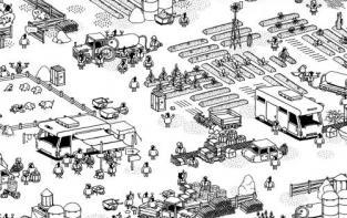 Indie Menu: Beautiful and Smart Computer Games / L. Kunce
