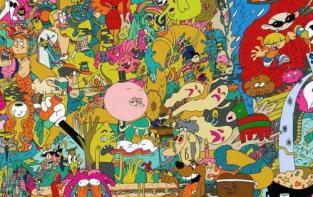 Cartoon Network: Tvůrčí svoboda a autorství v televizní animaci / J. Flígl