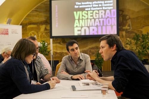 Visegrad Animation Forum vybral 23 animovaných projektů, které se zúčastní soutěže v Třeboni