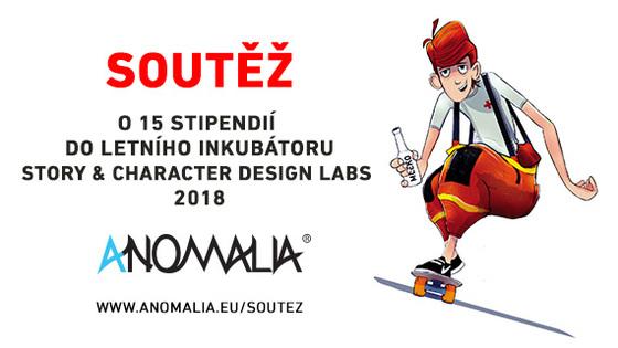 Anifilm připravil soutěž s ANOMALIÍ