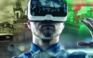 Virtuální realita - neomezený prostor pro tvorbu / Jan Brukner