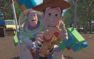 Co mě přivedlo do Pixaru a vývoj animačního oddělení během tvorby Příběhu hraček / Rich Quade