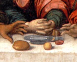 The Da Vinci Time Code