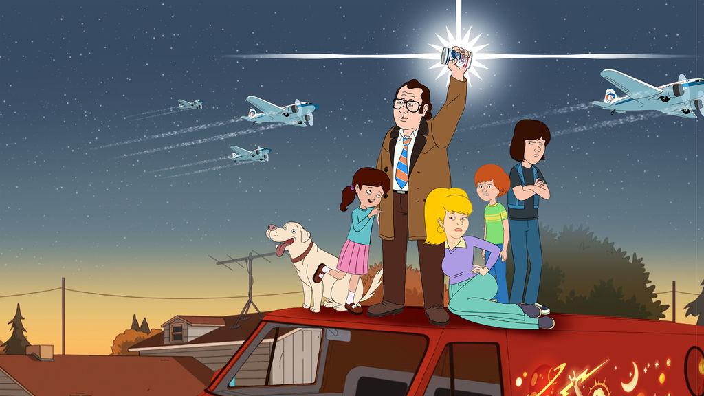 Současná televizní animace, jak ji ještě neznáte