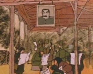 Kresleno z paměti