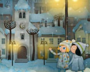 Mimi and Lisa: Christmas Lights Mystery