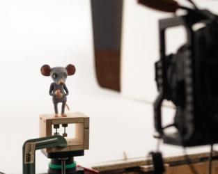 Work in Progress: Myši patří do nebe