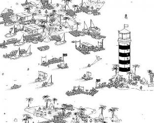 Jak se dělá hra od A do Z: Hidden Folks / Adriaan de Jongh