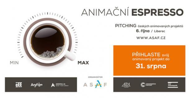 CEE Animation Forum 2020 online a Animační espresso živě