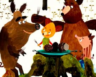 Hungry Bear Tales - Truffles