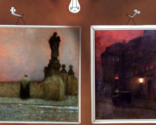 Skobičiny – Město v šeru