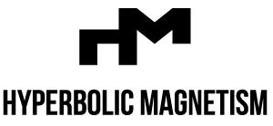 Hyperbolic Magnetism