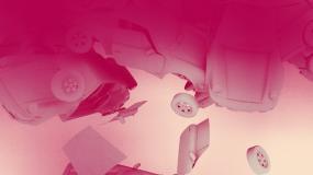 Selekce abstraktní a nenarativní animace
