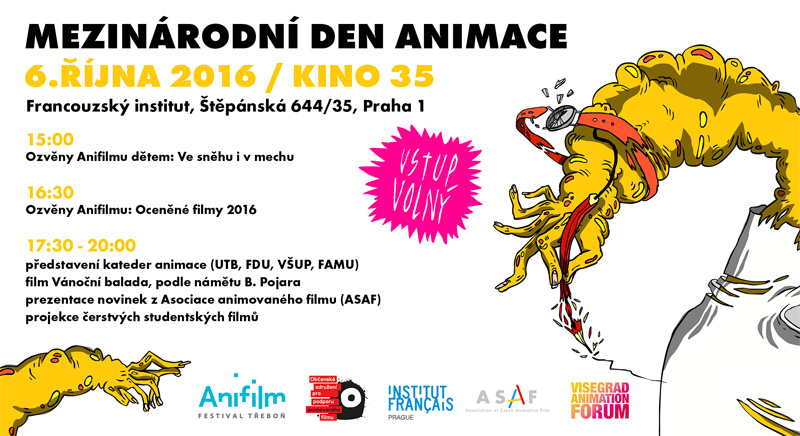 Animation Day – Come Celebrate and learn what's New
