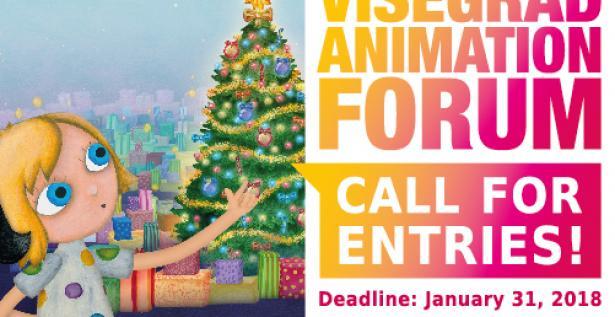 Přihlaste svůj animovaný projekt na Visegrad Animation Forum 2018