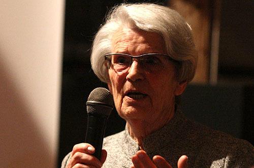 Anifilm's Lifetime Achievement Award will be Presented  to Libuše Čihařová