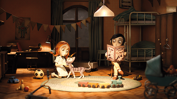 Visegrad Animation Forum to Present Animated Feature Films in Development