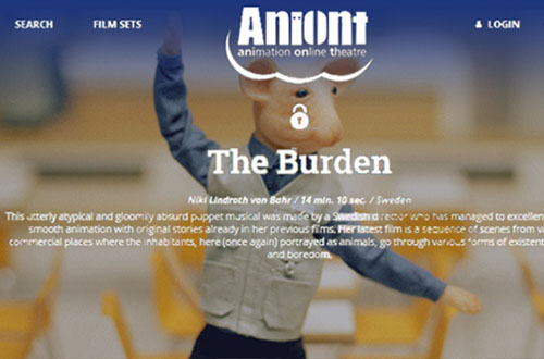 New Version of Online Videotheque ANIONT