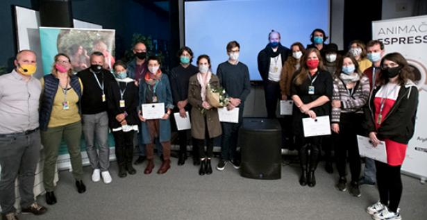 The winners of CEE Animation Forum and Animation Espresso