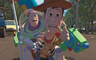 My Path to Pixar and the Development of the Animation Department During Toy Story / Rich Quade