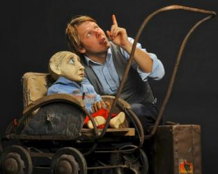 The Little Prince / Já to jsem (puppet theatre)