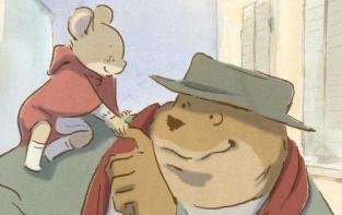 O myšce a medvědovi