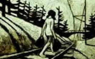 Mary Sconta a slepička na útěku